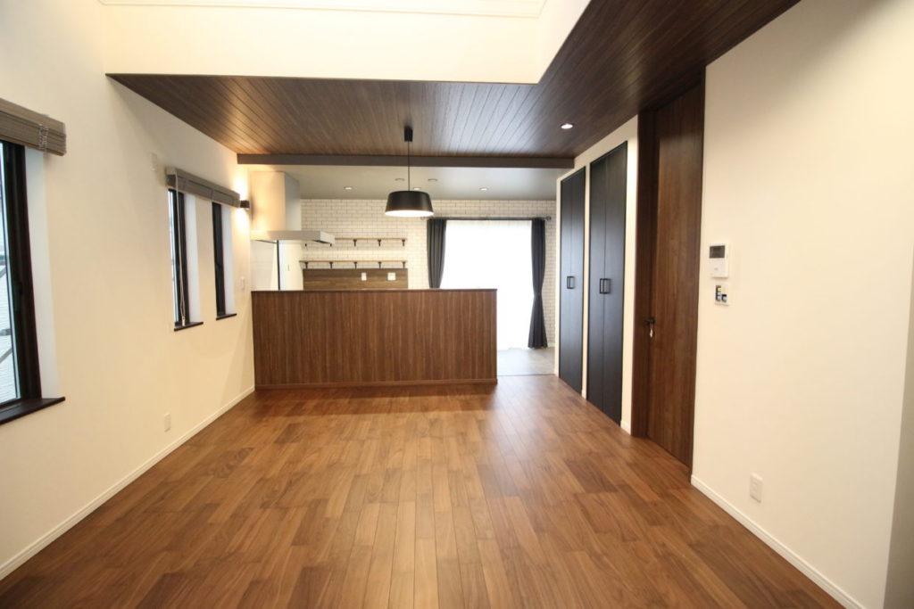 八幡モデルハウス 「HOTEL LIKU STYLE」
